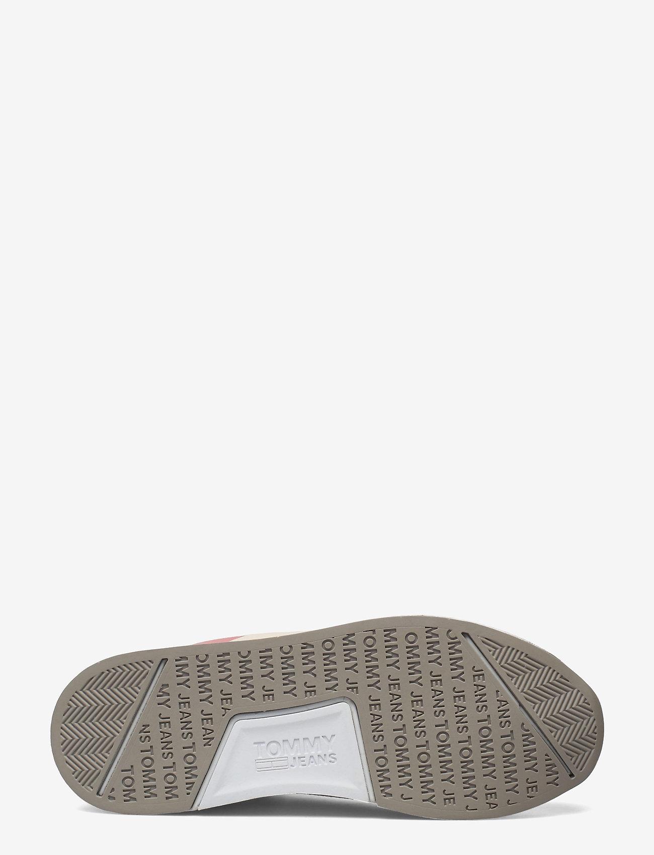 Tommy Hilfiger - TECHNICAL DETAIL RUNNER - sneakersy niskie - sterling grey - 4