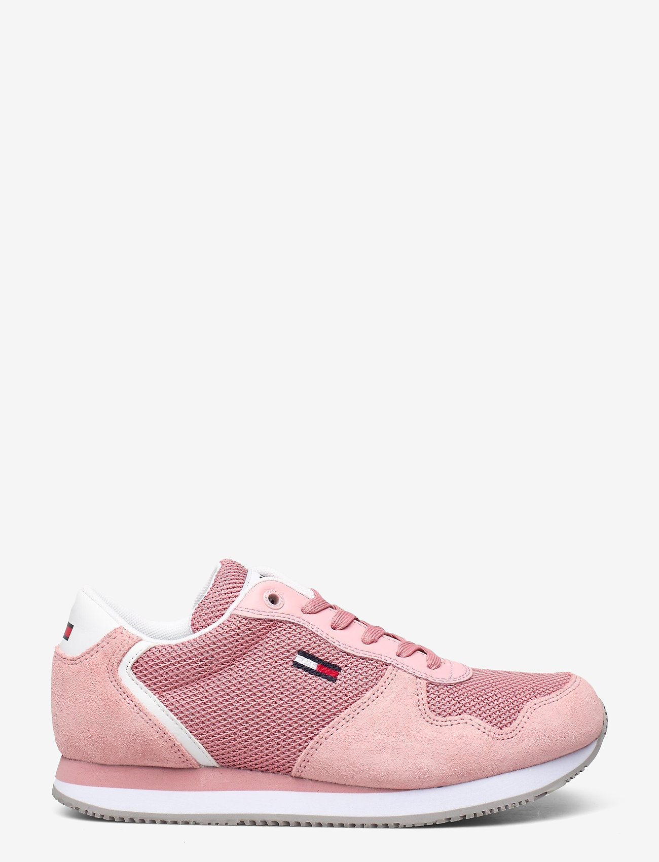 Tommy Hilfiger - TOMMY JEANS MONO SNEAKER - low top sneakers - iced rose - 1
