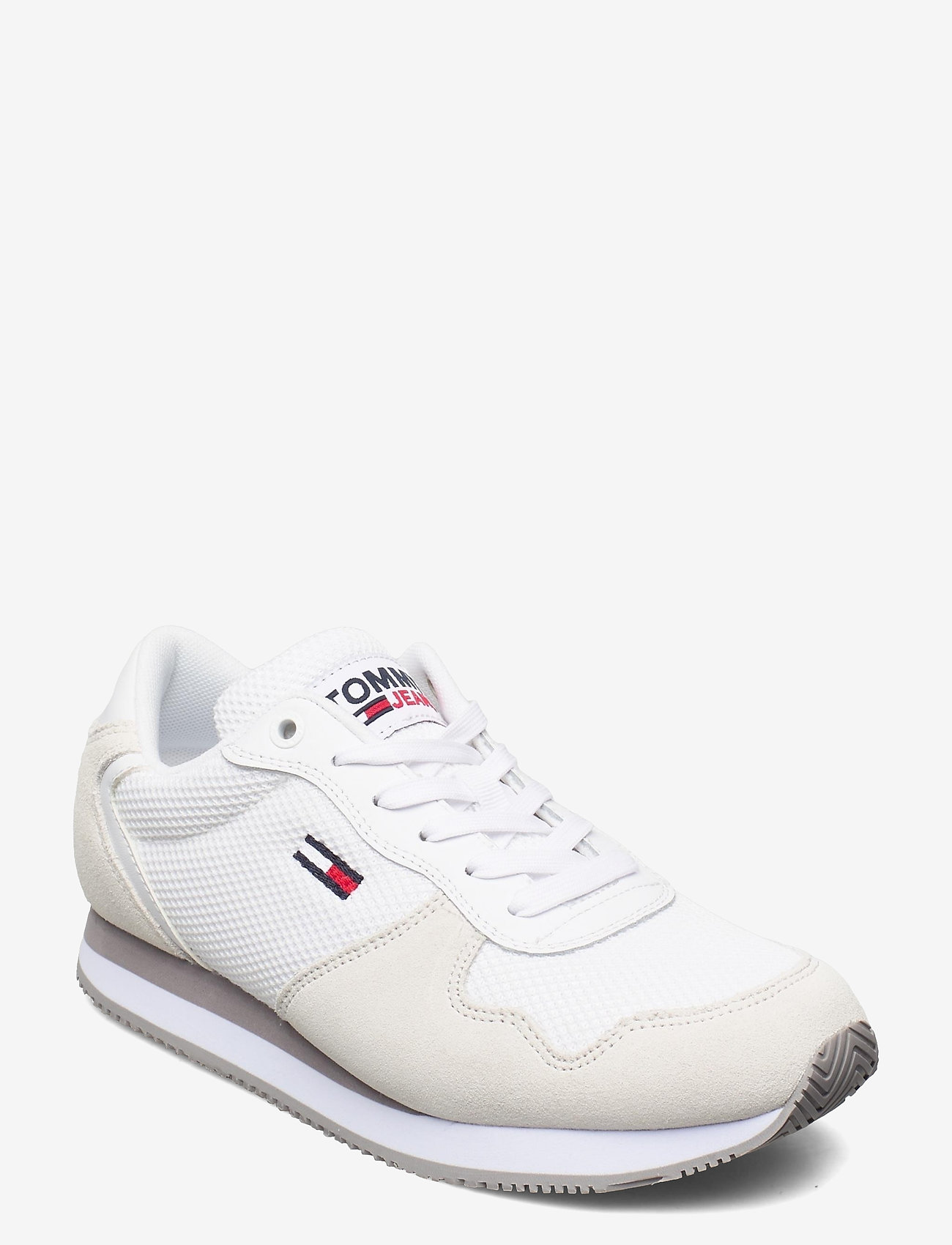 Tommy Hilfiger - TOMMY JEANS MONO SNEAKER - low top sneakers - white - 0