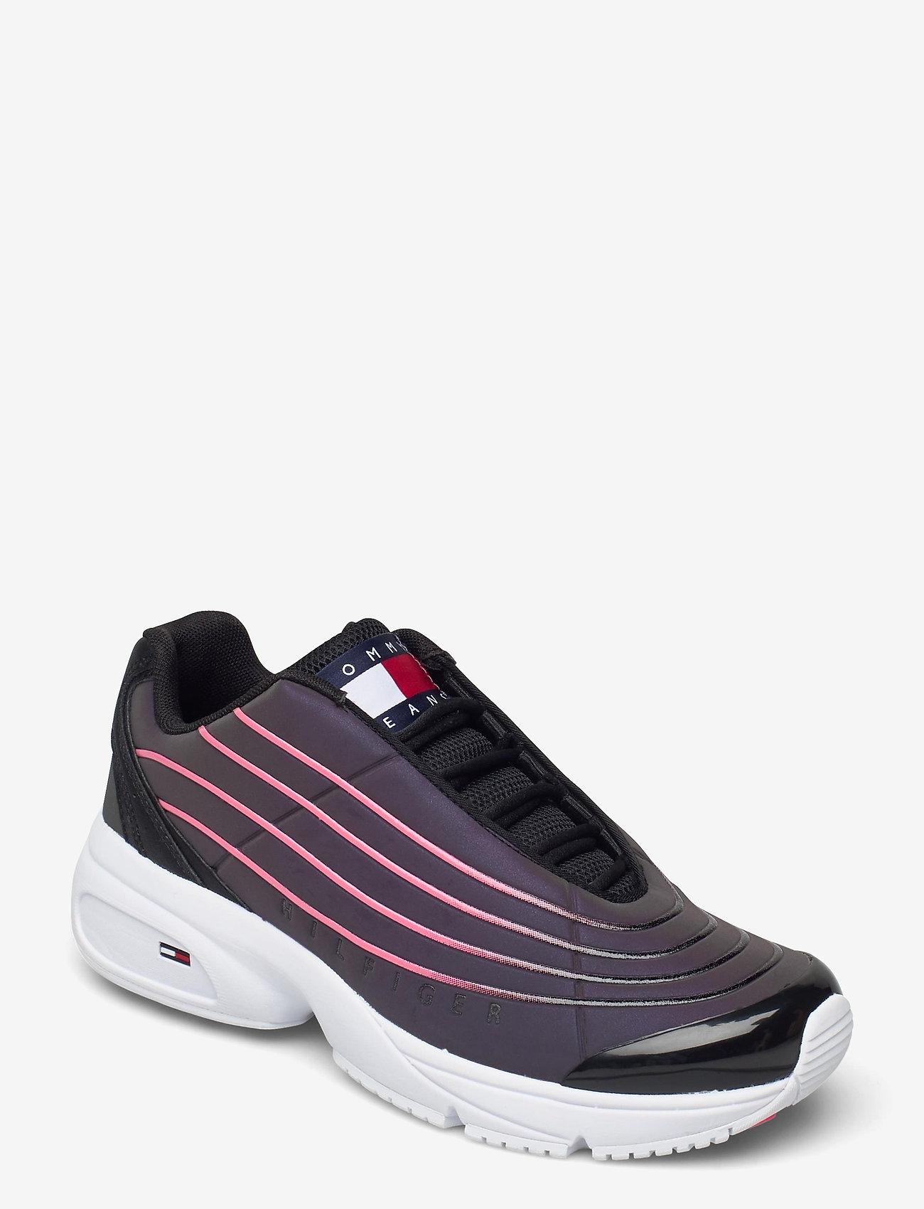 Tommy Hilfiger - REFLECTIVE HERITAGE SNEAKER - low top sneakers - ireidecent - 0