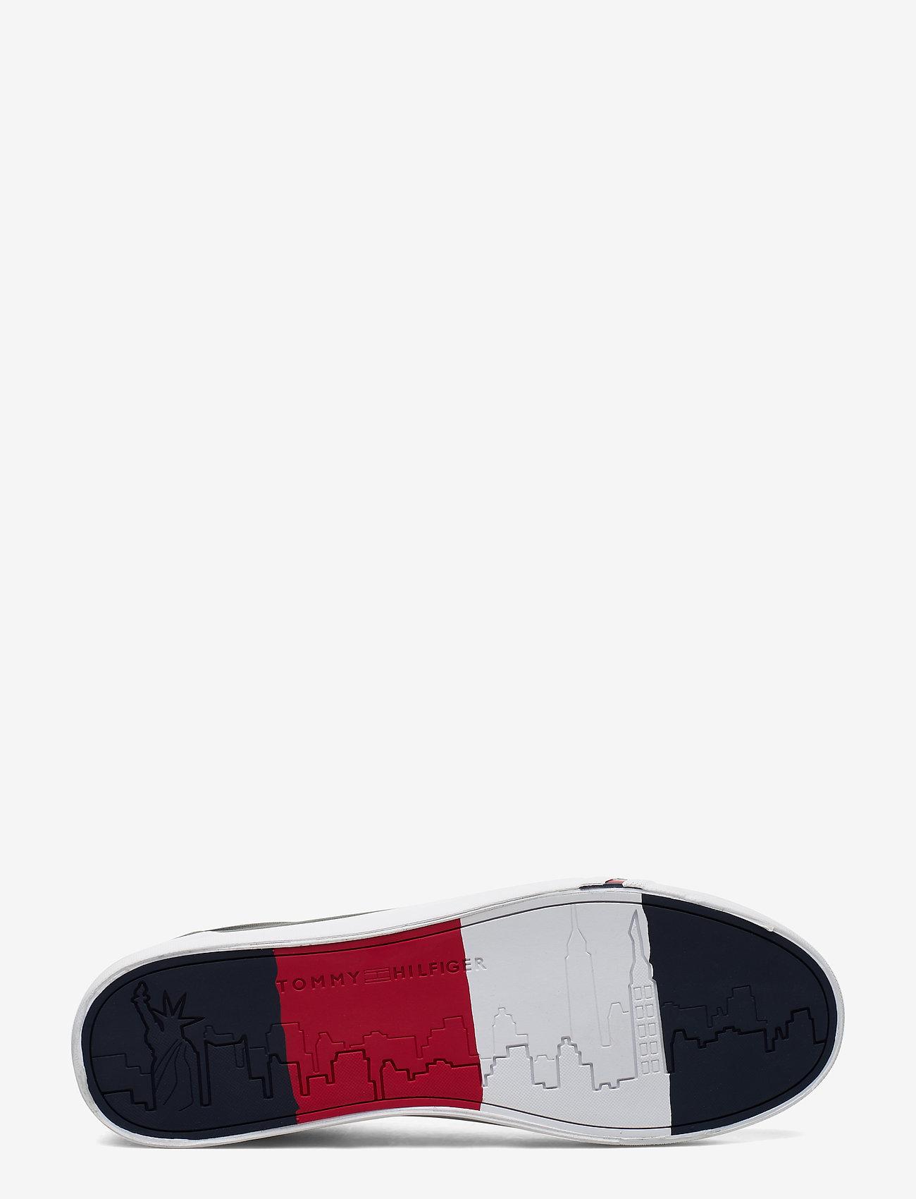 Corporate Leather Sneaker (Desert Sky) - Tommy Hilfiger