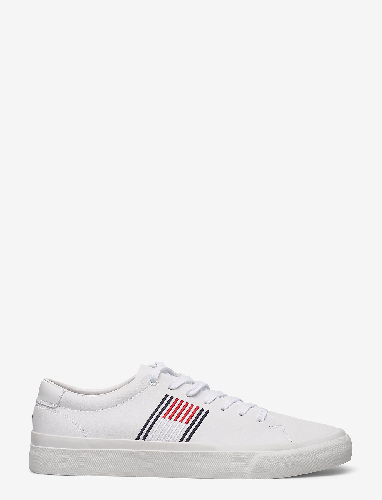 Tommy Hilfiger - CORPORATE LEATHER SNEAKER - low tops - white - 1