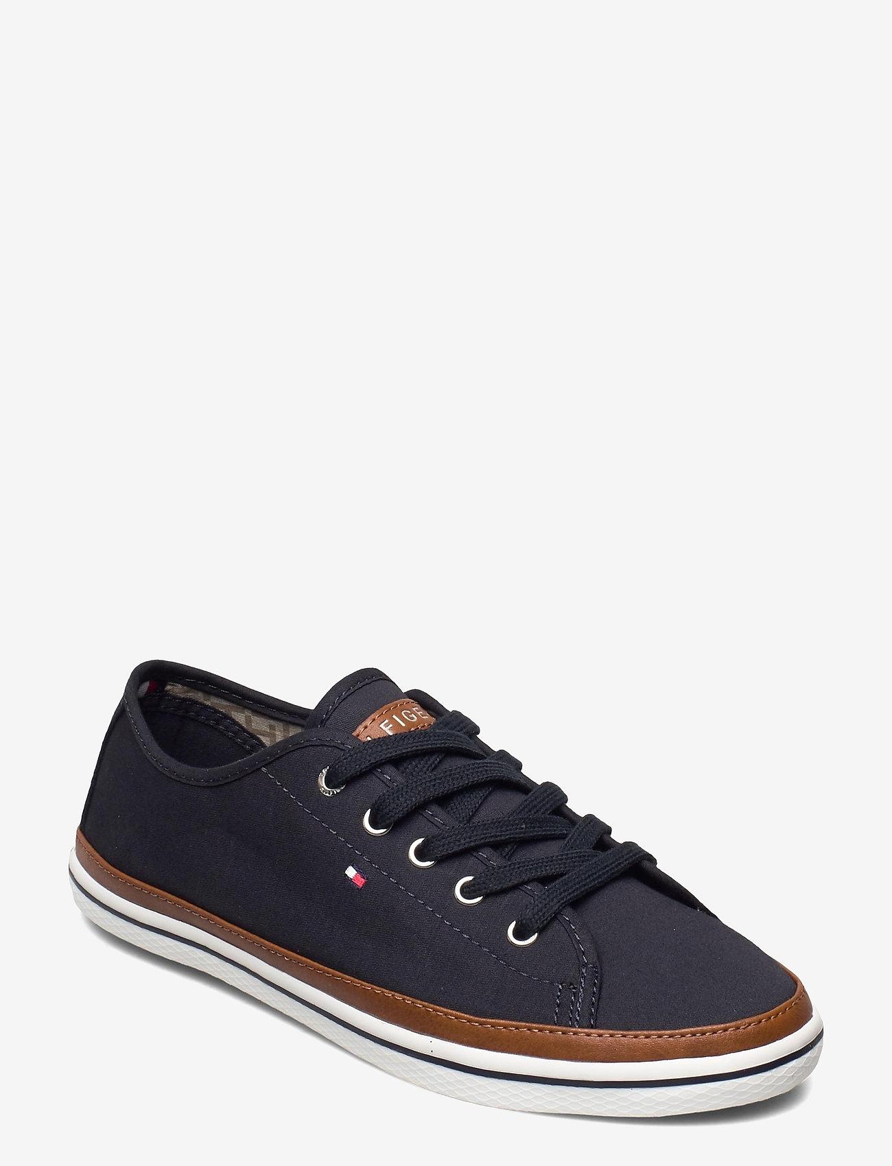 Tommy Hilfiger - K1285ESHA 6D - low top sneakers - midnight - 0