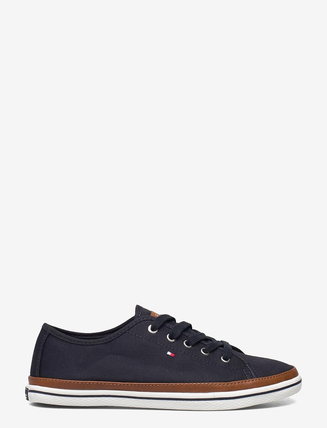 Tommy Hilfiger - K1285ESHA 6D - low top sneakers - midnight - 1
