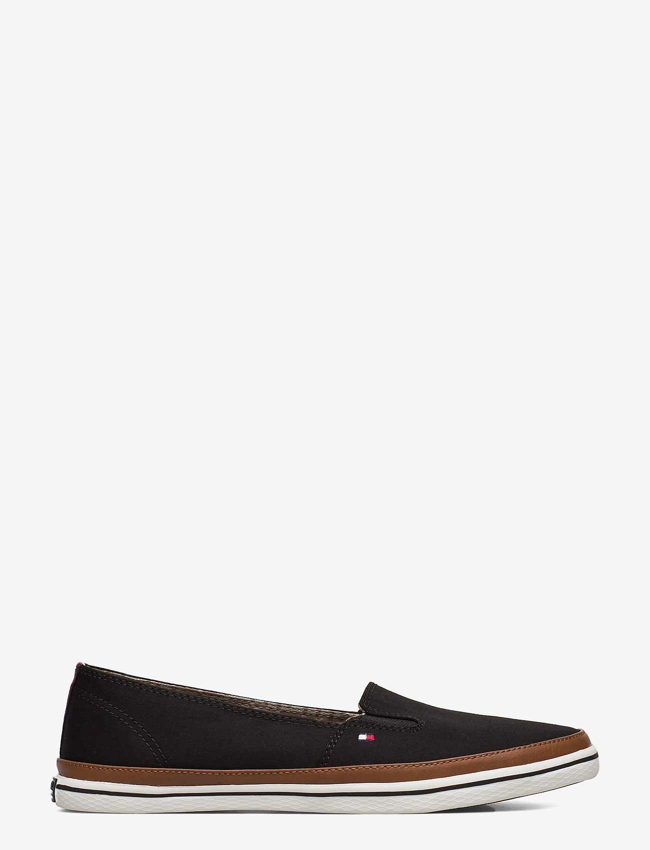 Tommy Hilfiger - ICONIC KESHA SLIP ON - loafers - black - 1