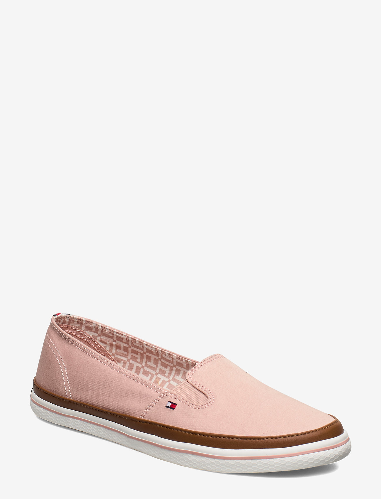 Tommy Hilfiger - ICONIC KESHA SLIP ON - slip-on sneakers - dusty rose - 0