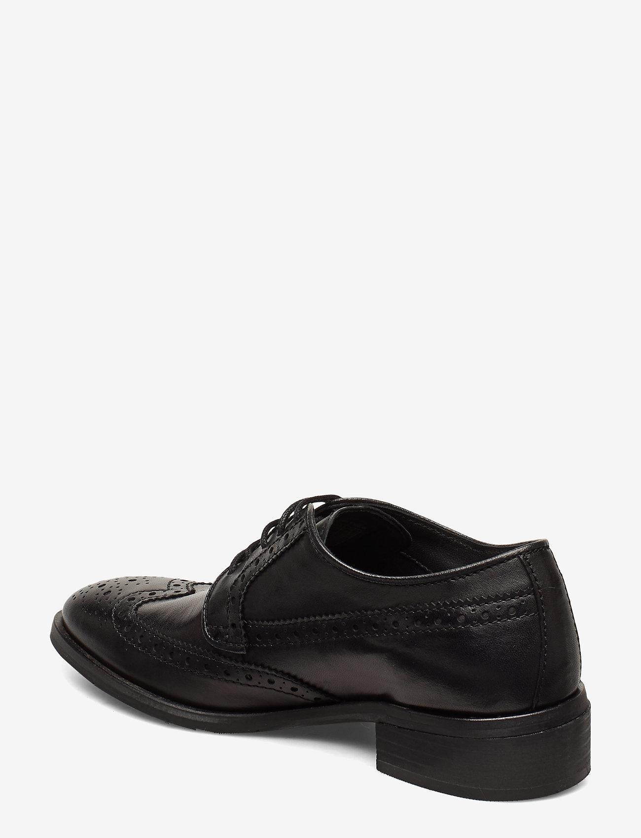 Mono Color Flat Shoes (Black) - Tommy Hilfiger
