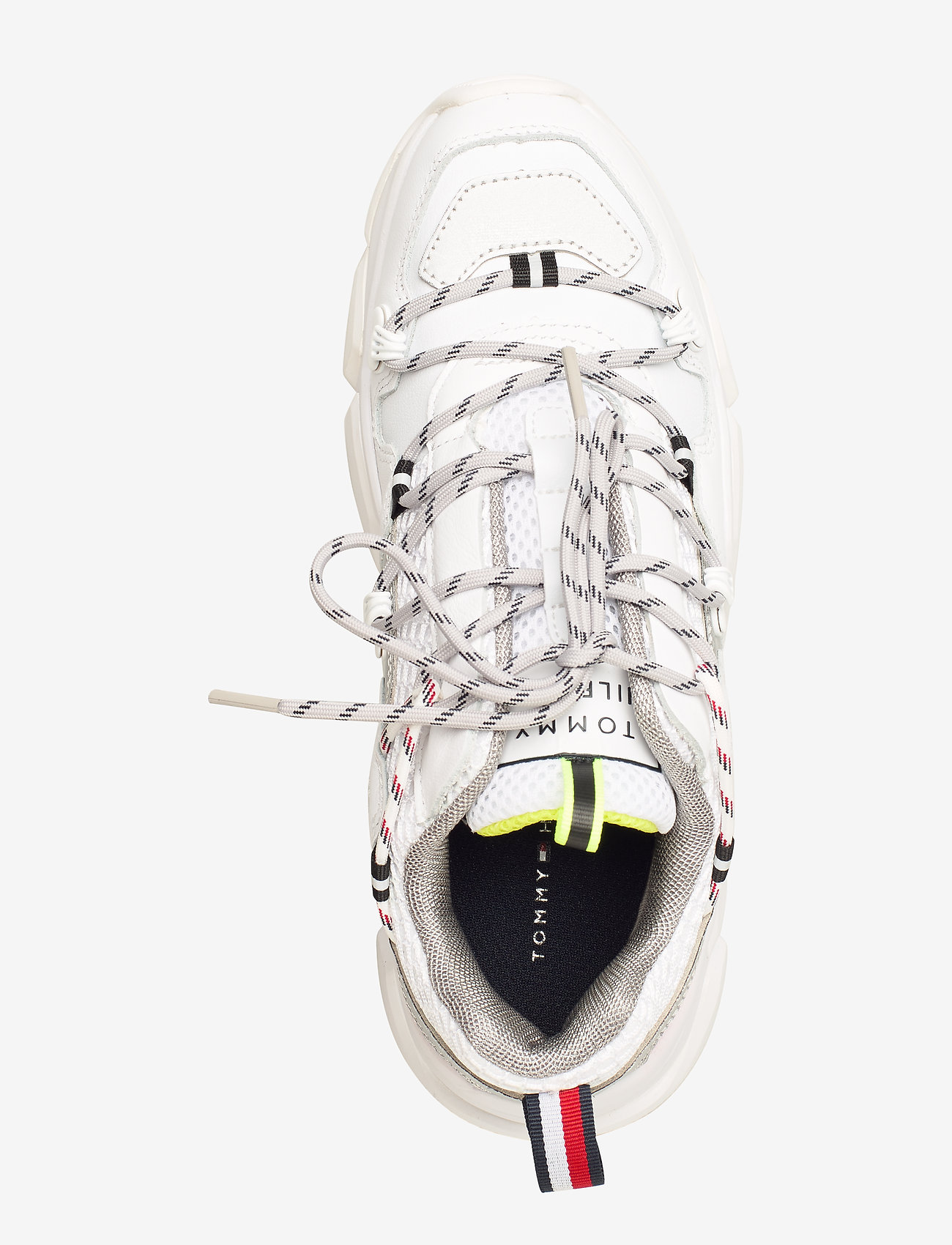 City Voyager Chunky Sneaker (White) - Tommy Hilfiger