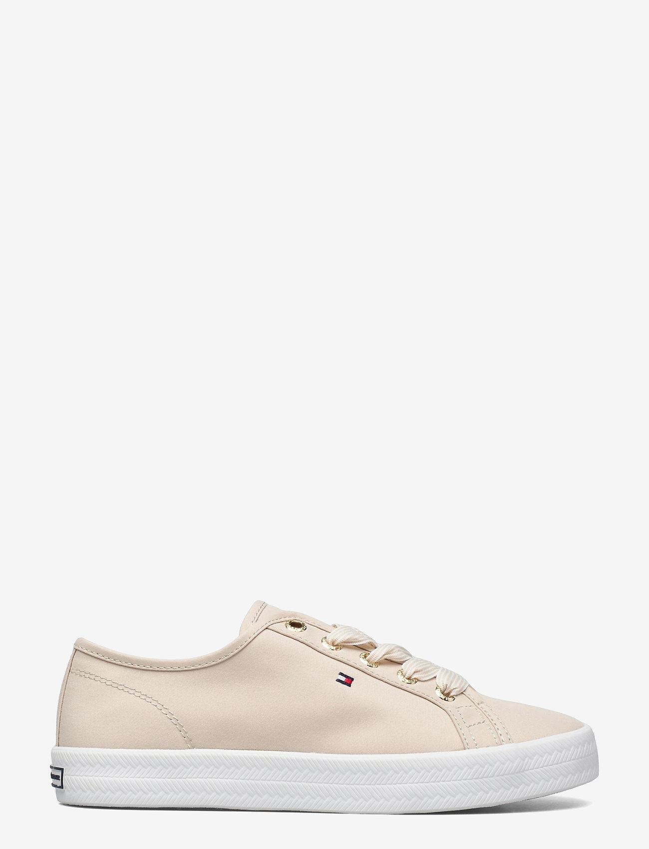 Tommy Hilfiger - ESSENTIAL NAUTICAL SNEAKER - low top sneakers - classic beige - 1