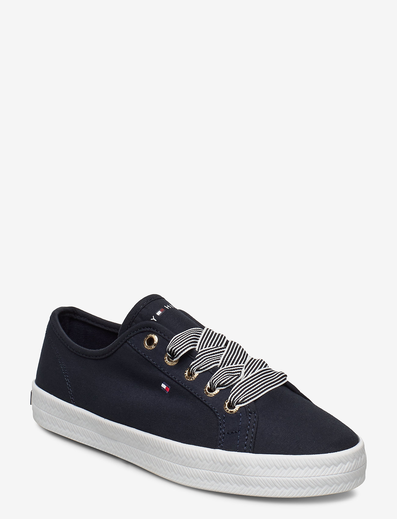 Tommy Hilfiger - ESSENTIAL NAUTICAL SNEAKER - low top sneakers - desert sky - 0