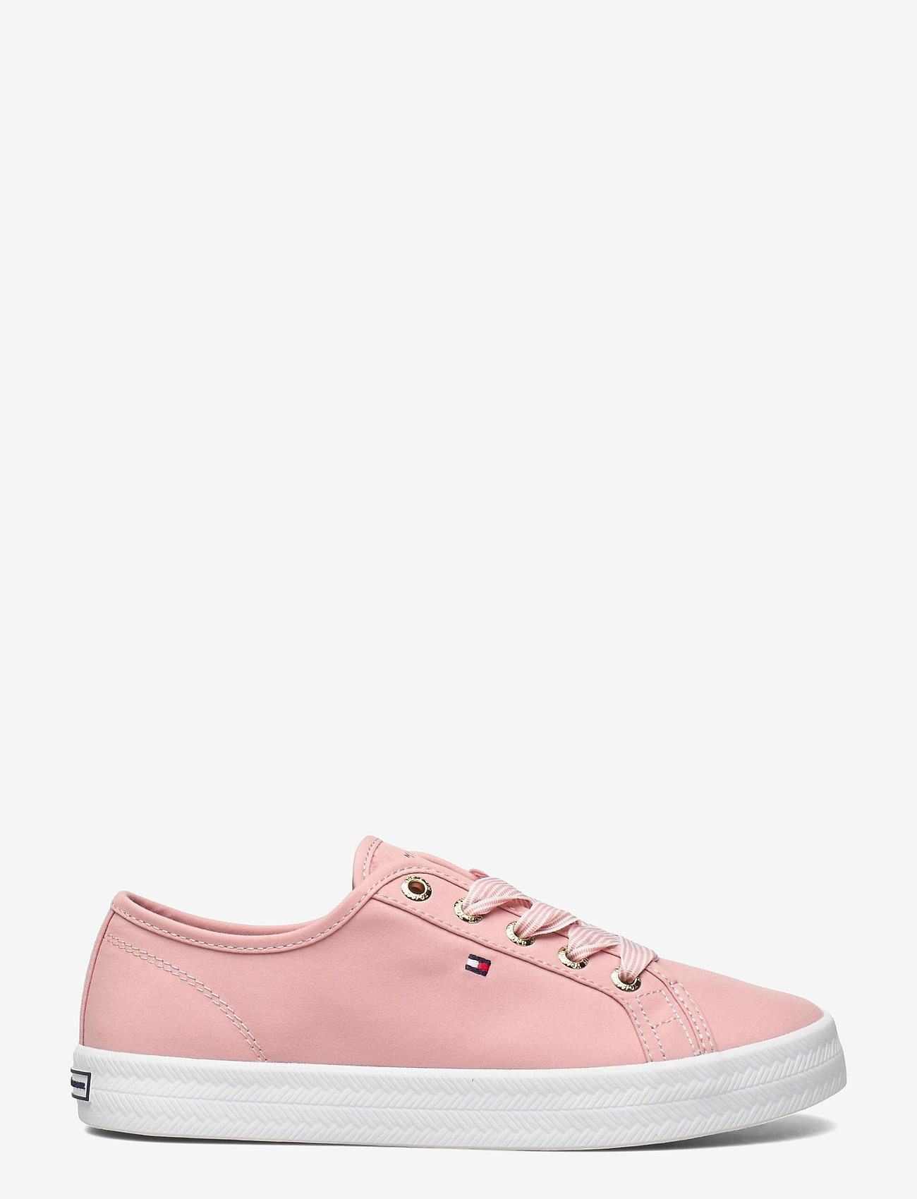 Tommy Hilfiger - ESSENTIAL NAUTICAL SNEAKER - low top sneakers - soothing pink - 1