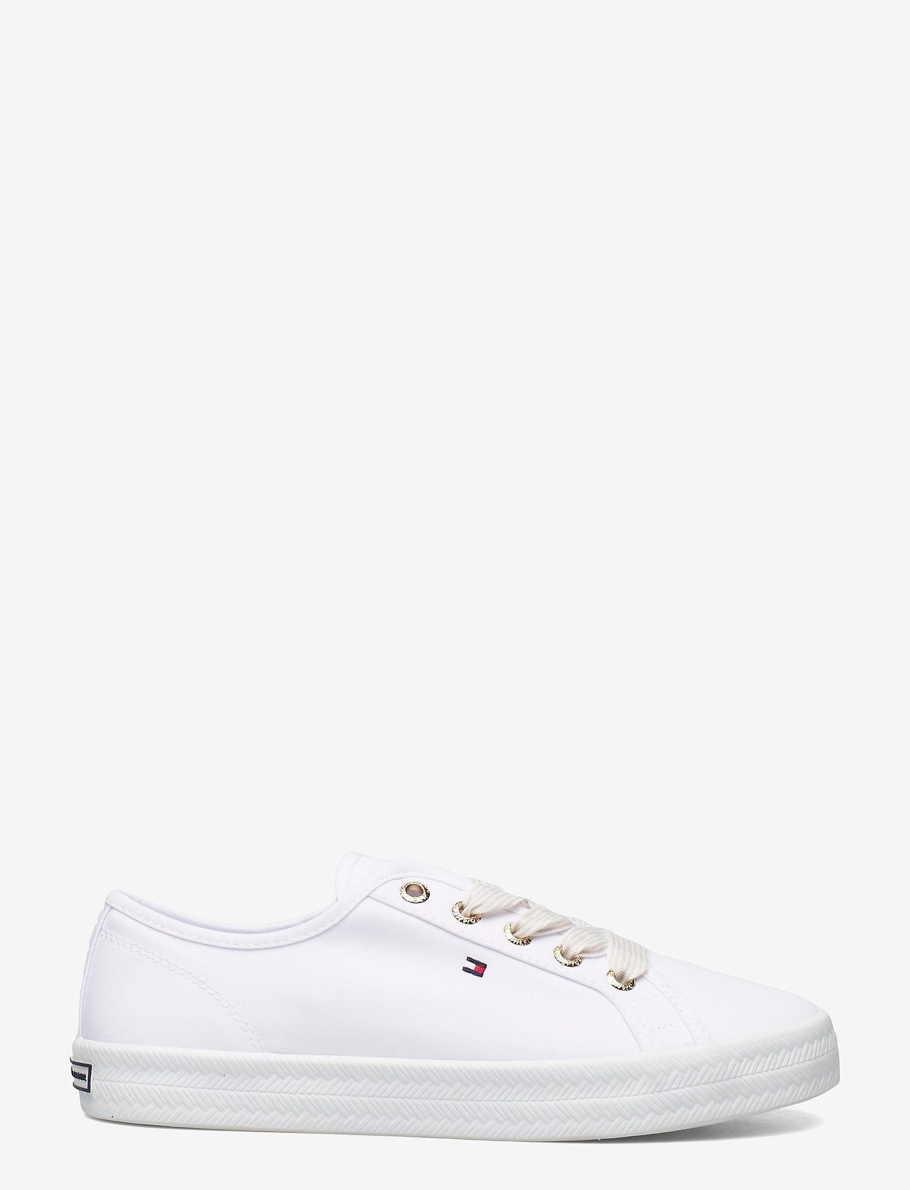 Tommy Hilfiger - ESSENTIAL NAUTICAL SNEAKER - low top sneakers - white - 1