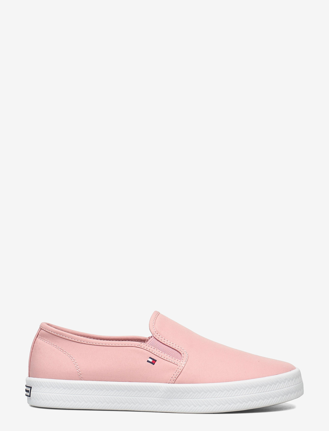 Tommy Hilfiger - ESSENTIAL NAUTICAL SLIP ON - slip-on sneakers - soothing pink - 1