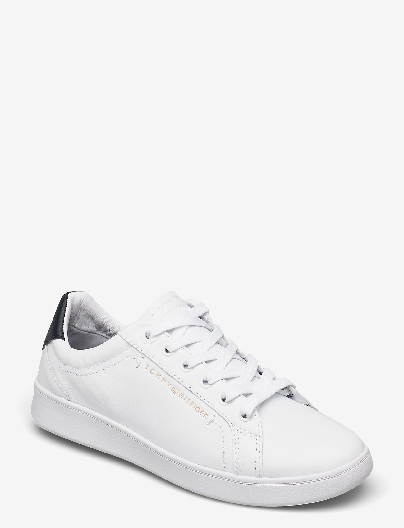 Tommy Hilfiger - PREMIUM COURT SNEAKER - low top sneakers - desert sky - 0