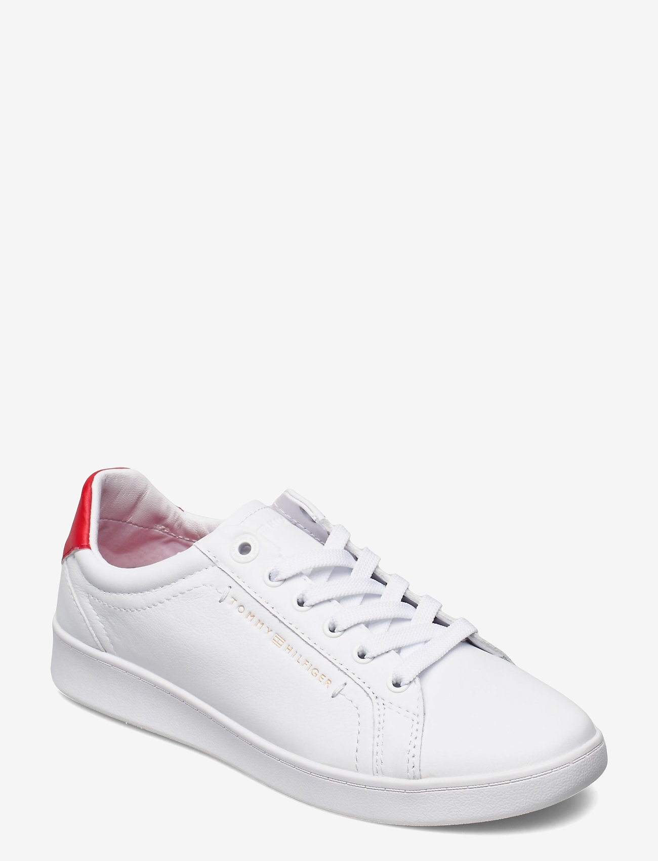 Tommy Hilfiger - PREMIUM COURT SNEAKER - low top sneakers - fireworks - 0