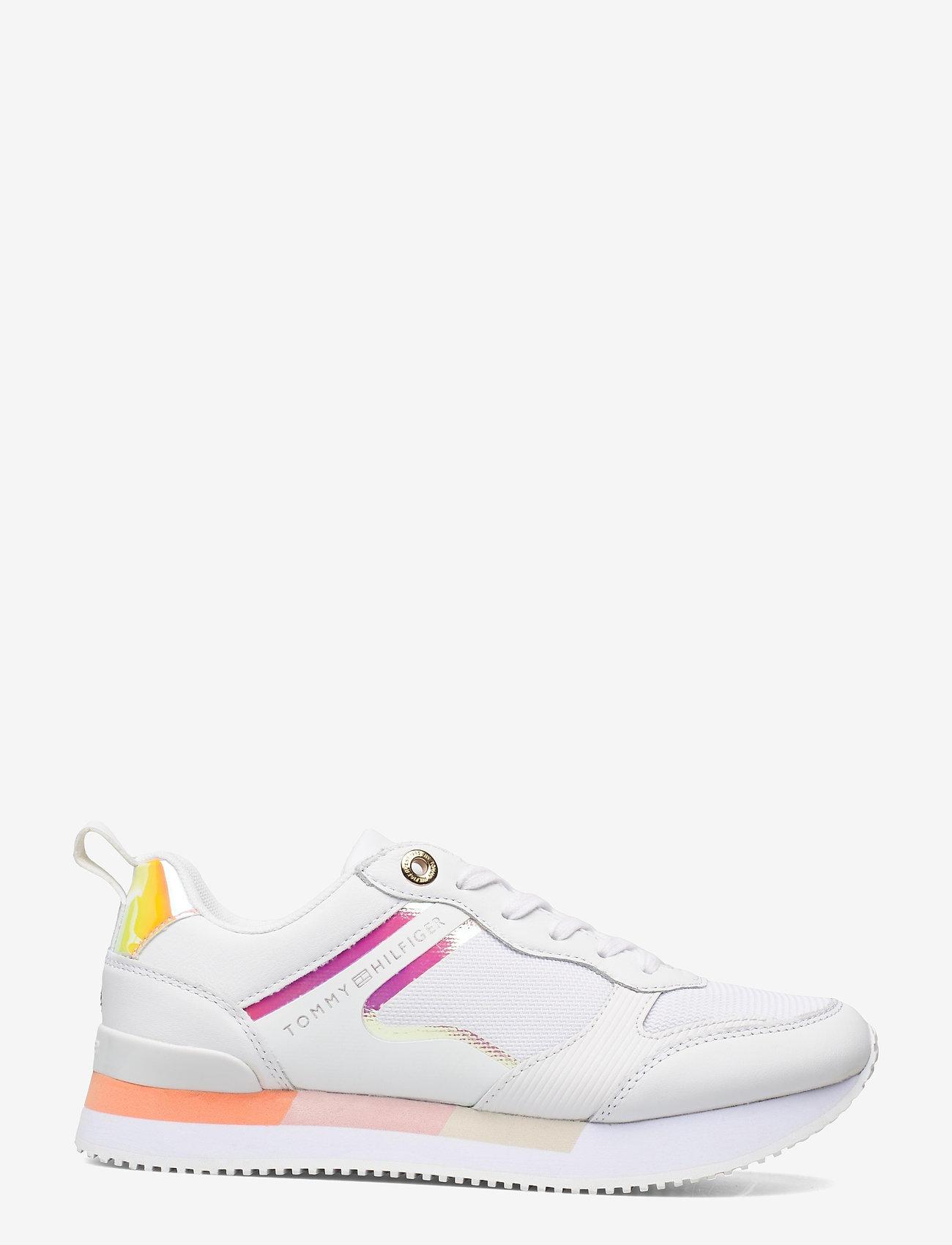 Tommy Hilfiger - FEMININE ACTIVE CITY SNEAKER - low top sneakers - light pink - 1