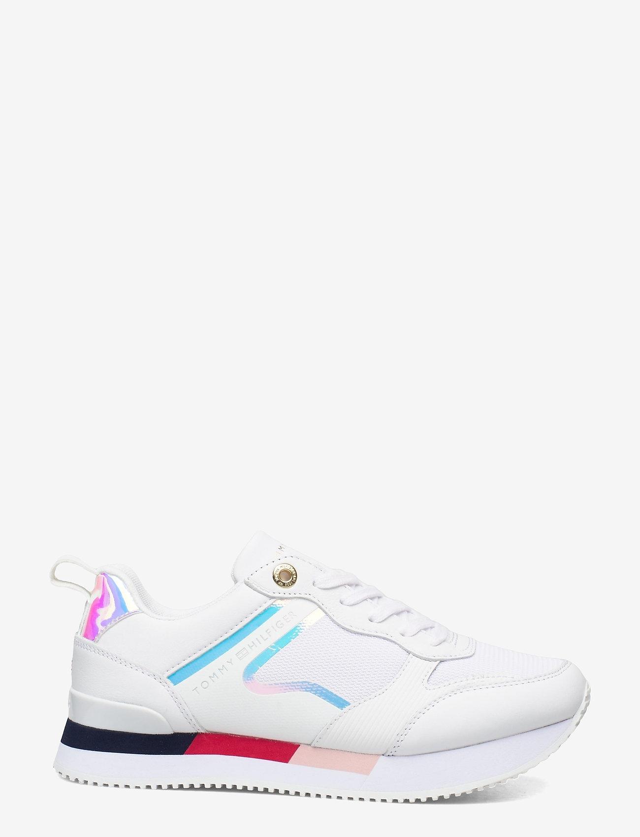 Tommy Hilfiger - FEMININE ACTIVE CITY SNEAKER - low top sneakers - rwb - 1