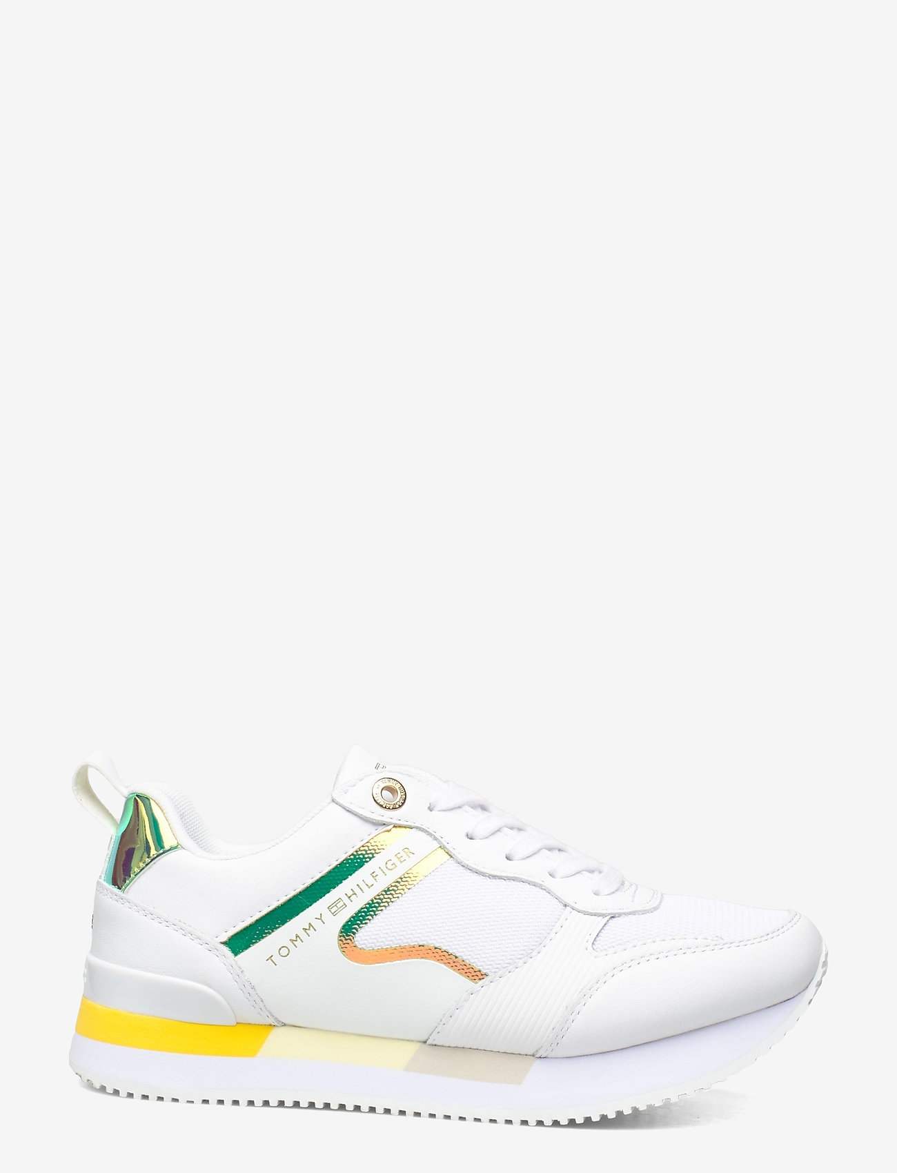 Tommy Hilfiger - FEMININE ACTIVE CITY SNEAKER - low top sneakers - vivid yellow - 1