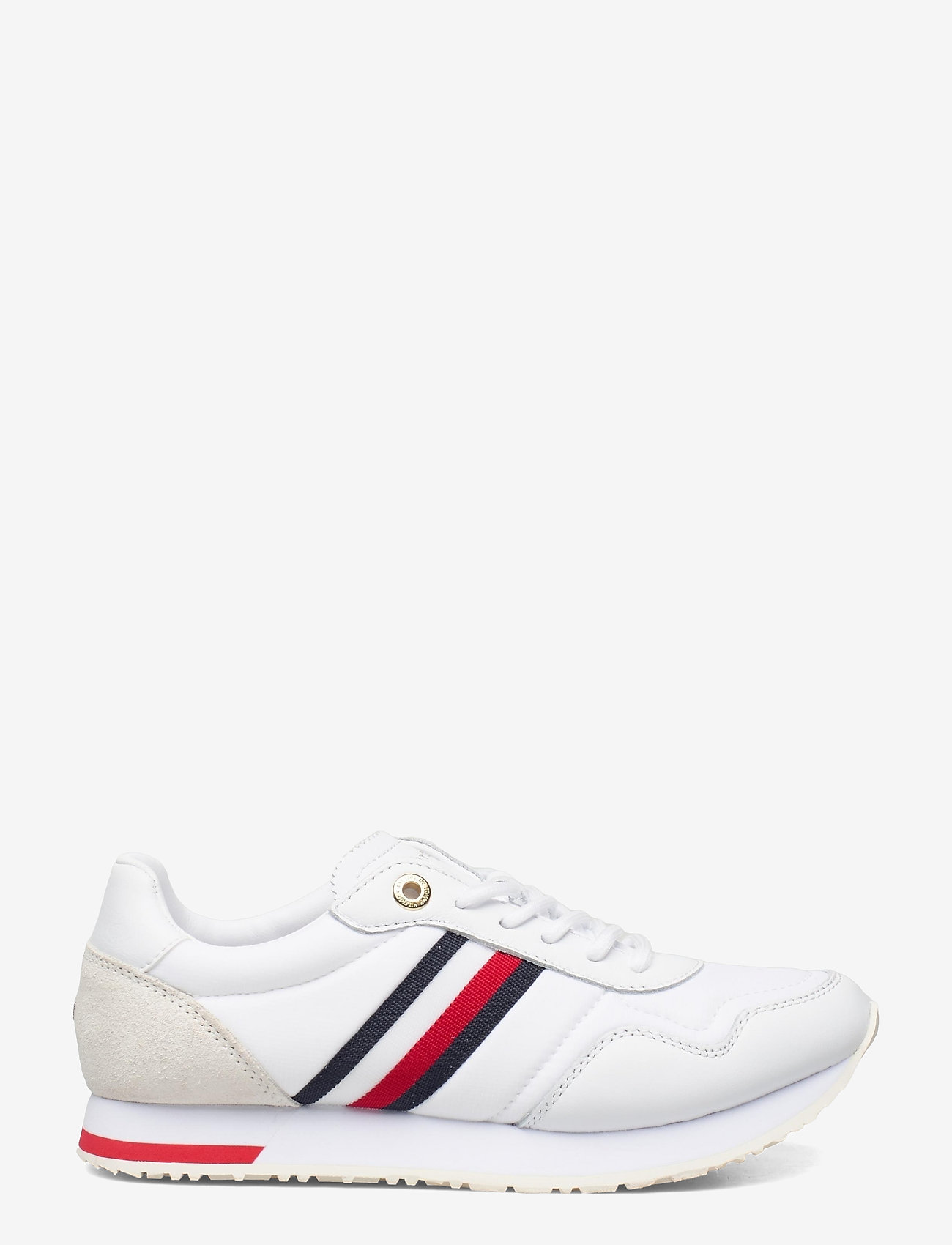 Tommy Hilfiger - CASUAL CITY RUNNER - low top sneakers - white - 1