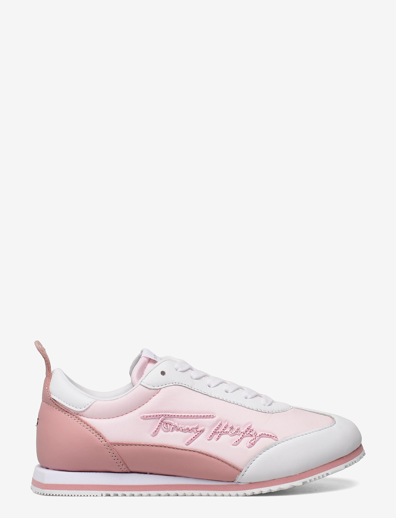Tommy Hilfiger - SIGNATURE RETRO RUNNER - low top sneakers - light pink - 1