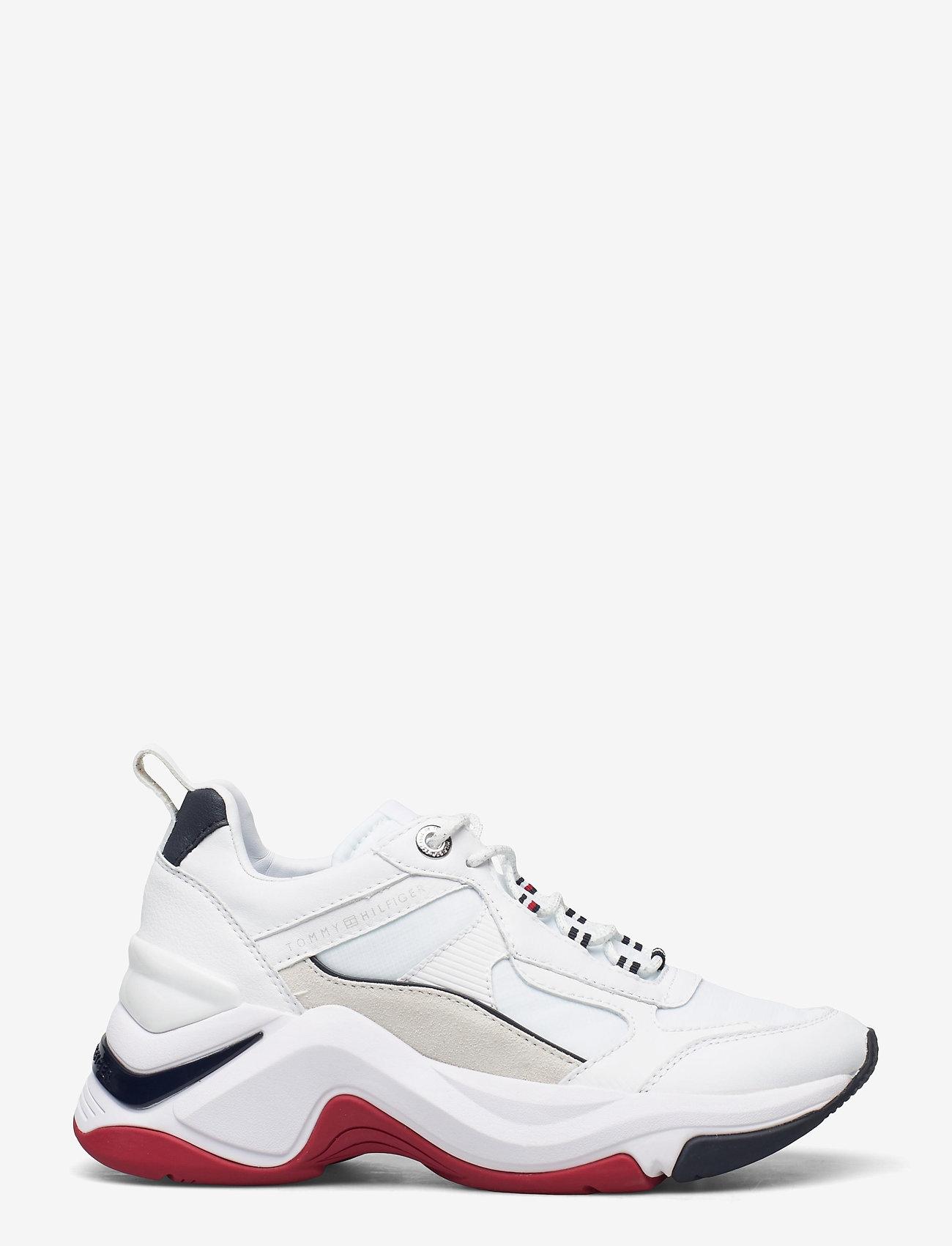 Tommy Hilfiger - FASHION WEDGE SNEAKER - chunky sneakers - rwb - 1
