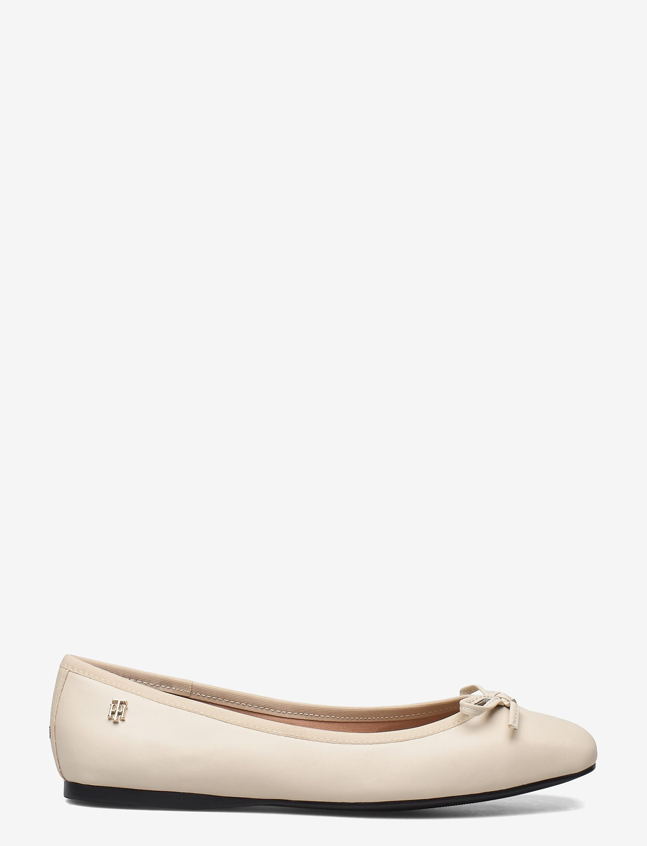 Tommy Hilfiger - ESSENTIAL SQUARE TOE BALLERINA - ballerinas - classic beige - 1