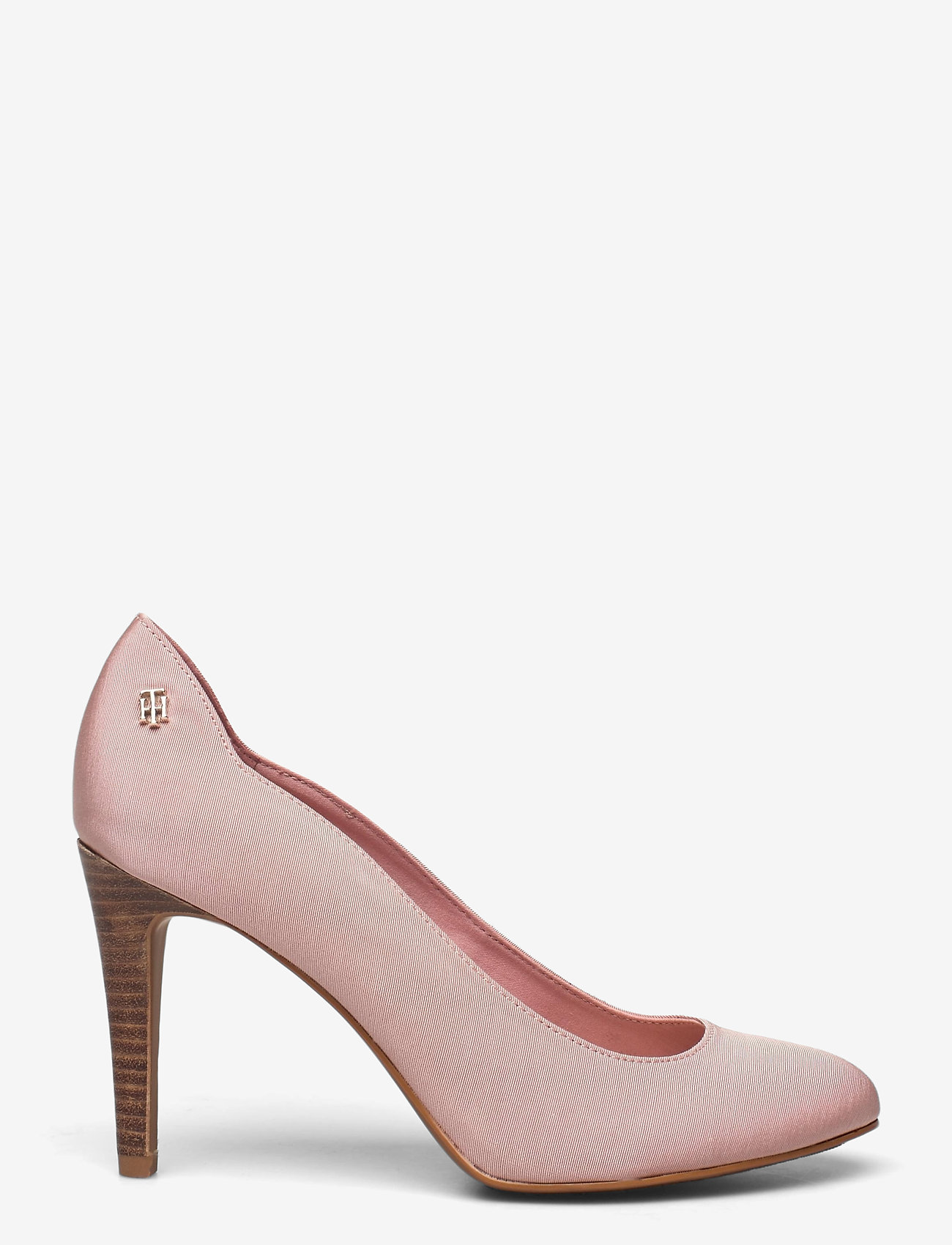 Tommy Hilfiger - TOMMY ESSENTIAL HIGH HEEL PUMP - classic pumps - soothing pink - 1
