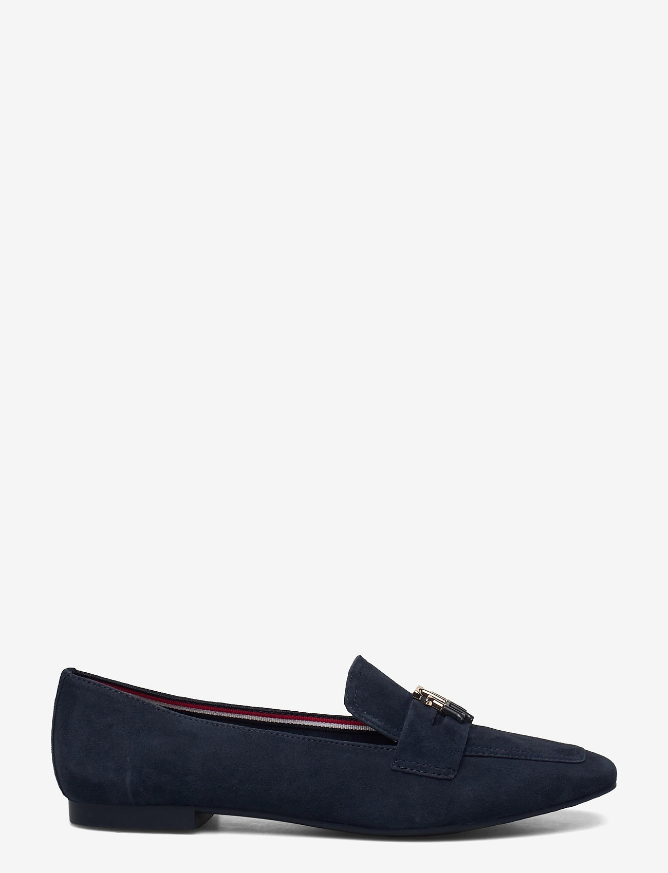 Tommy Hilfiger - ESSENTIAL HARDWARE LOAFER - loafers - desert sky - 1
