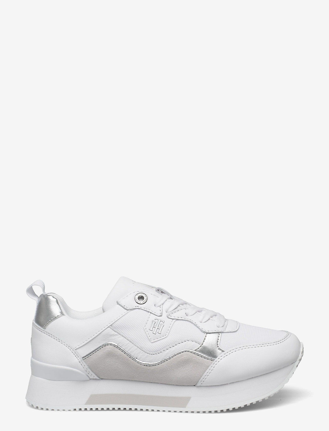 Tommy Hilfiger - MATERIAL MIX ACTIVE CITY SNEAKER - low top sneakers - white - 1