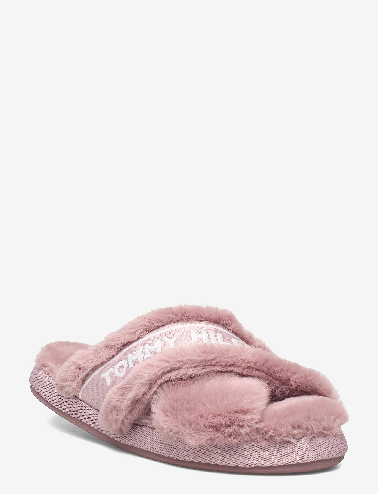 TOMMY FURRY HOME SLIPPER