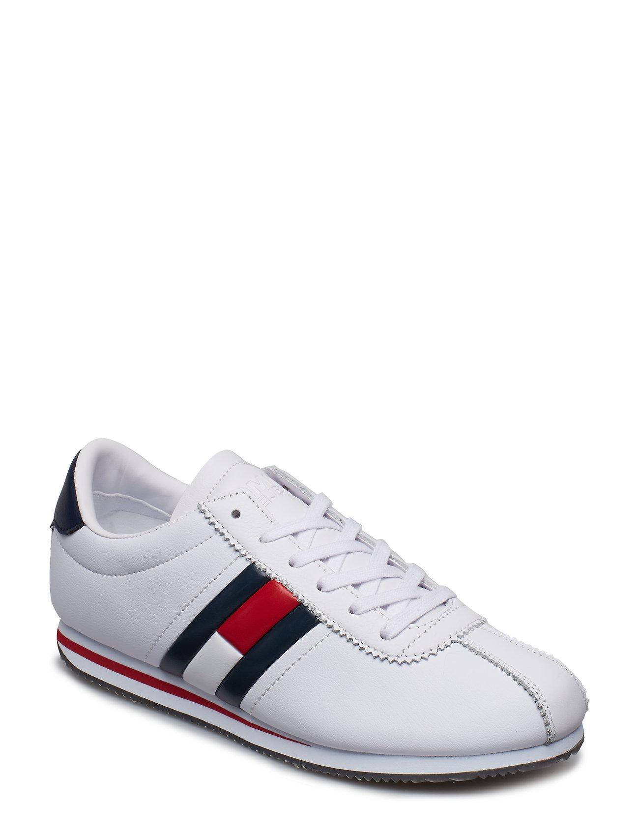 4d38a03ef99 Trey 1a1 sneakers fra Tommy Hilfiger til herre i Hvid - Pashion.dk