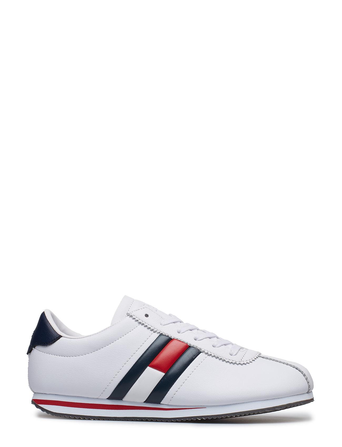 8817ad21df44 Trey 1a1 sneakers fra Tommy Hilfiger til herre i Hvid - Pashion.dk