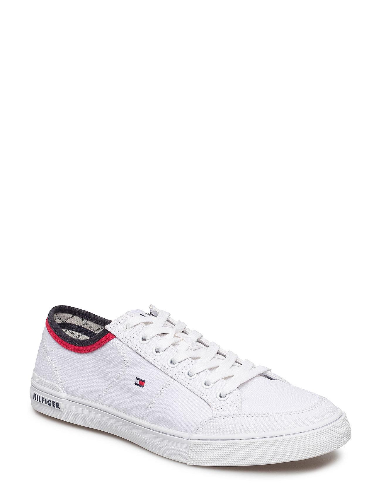 e546a4c80a33 Tommy Hilfiger sneakers – Harrington 5 til herre i Hvid - Pashion.dk