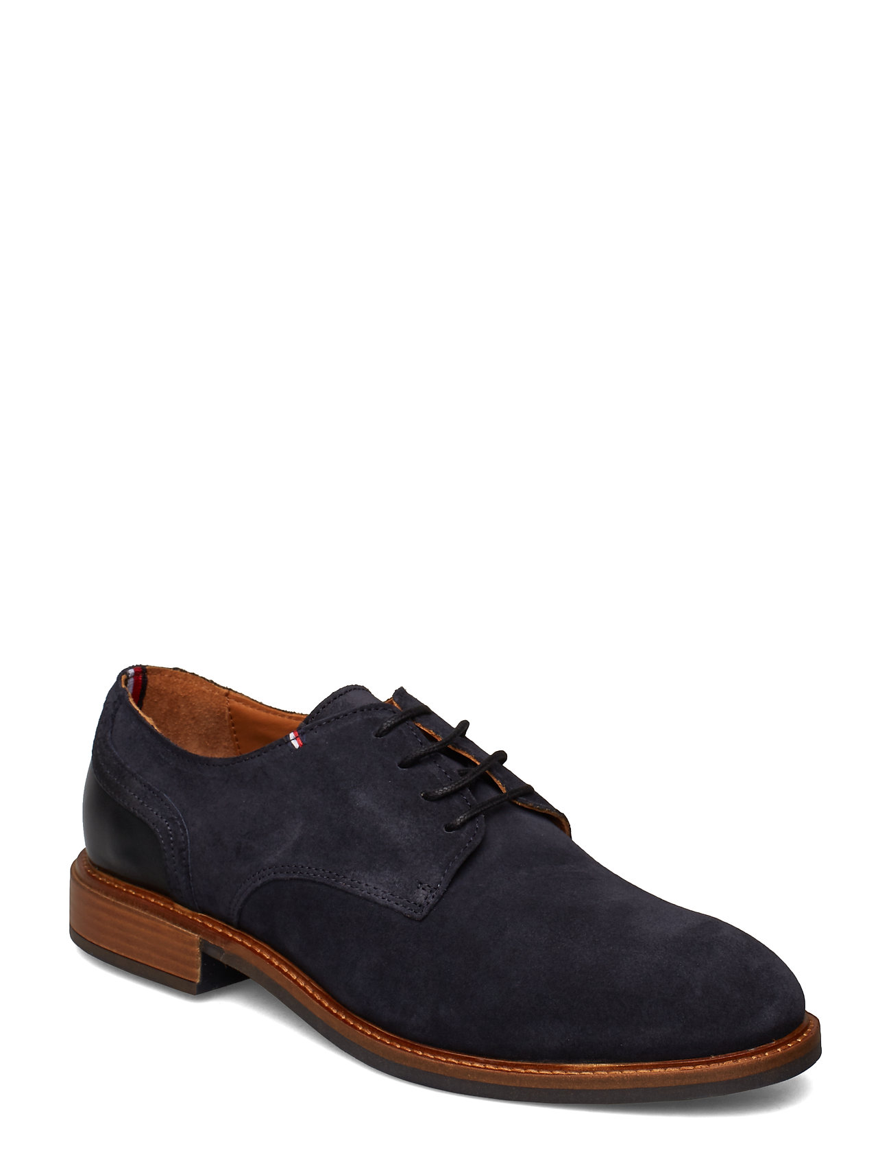 TOMMY HILFIGER Roderick 1c Shoes Business Laced Shoes Lace-Ups Blau TOMMY HILFIGER