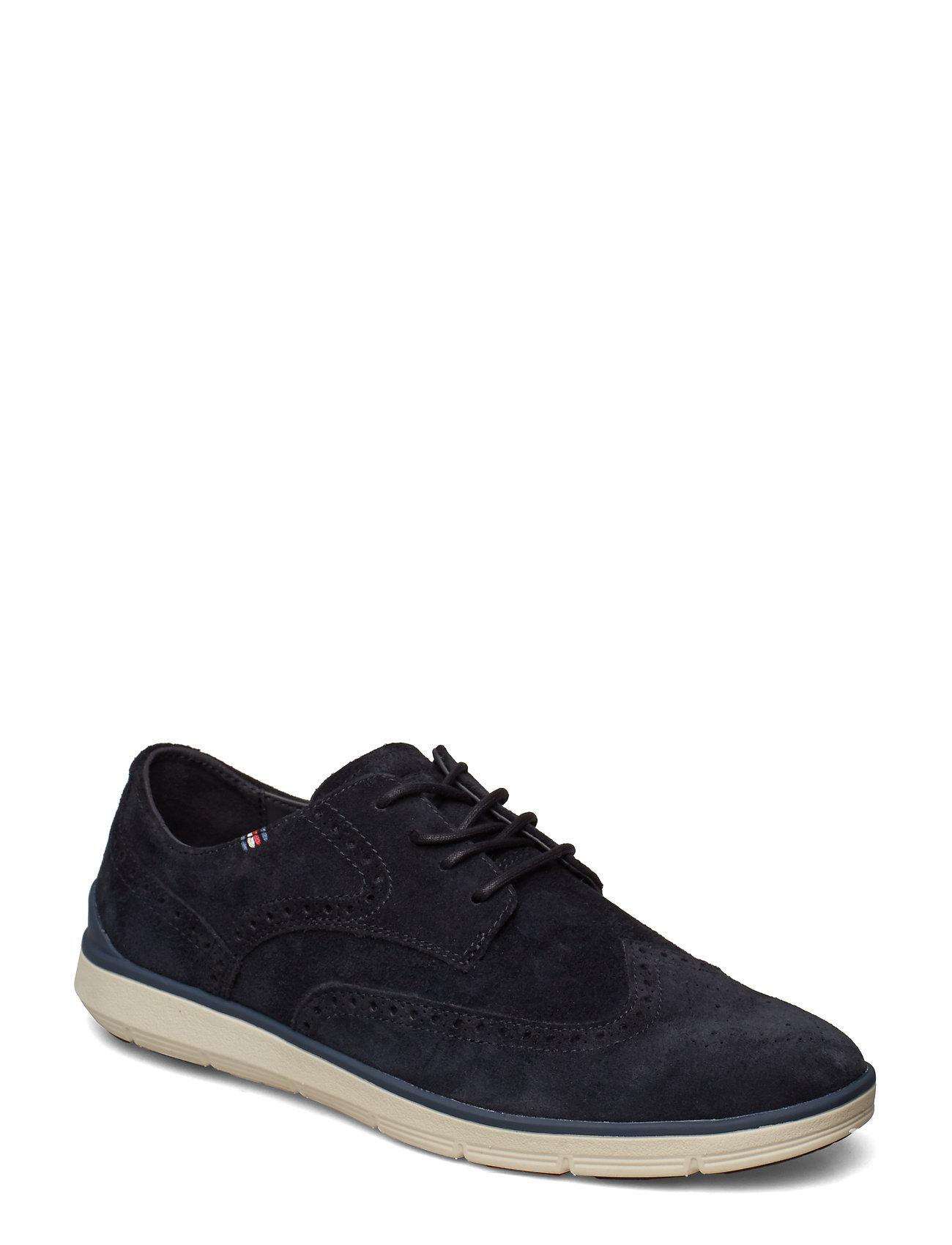 TOMMY HILFIGER Thom 5b Shoes Business Laced Shoes Blau TOMMY HILFIGER