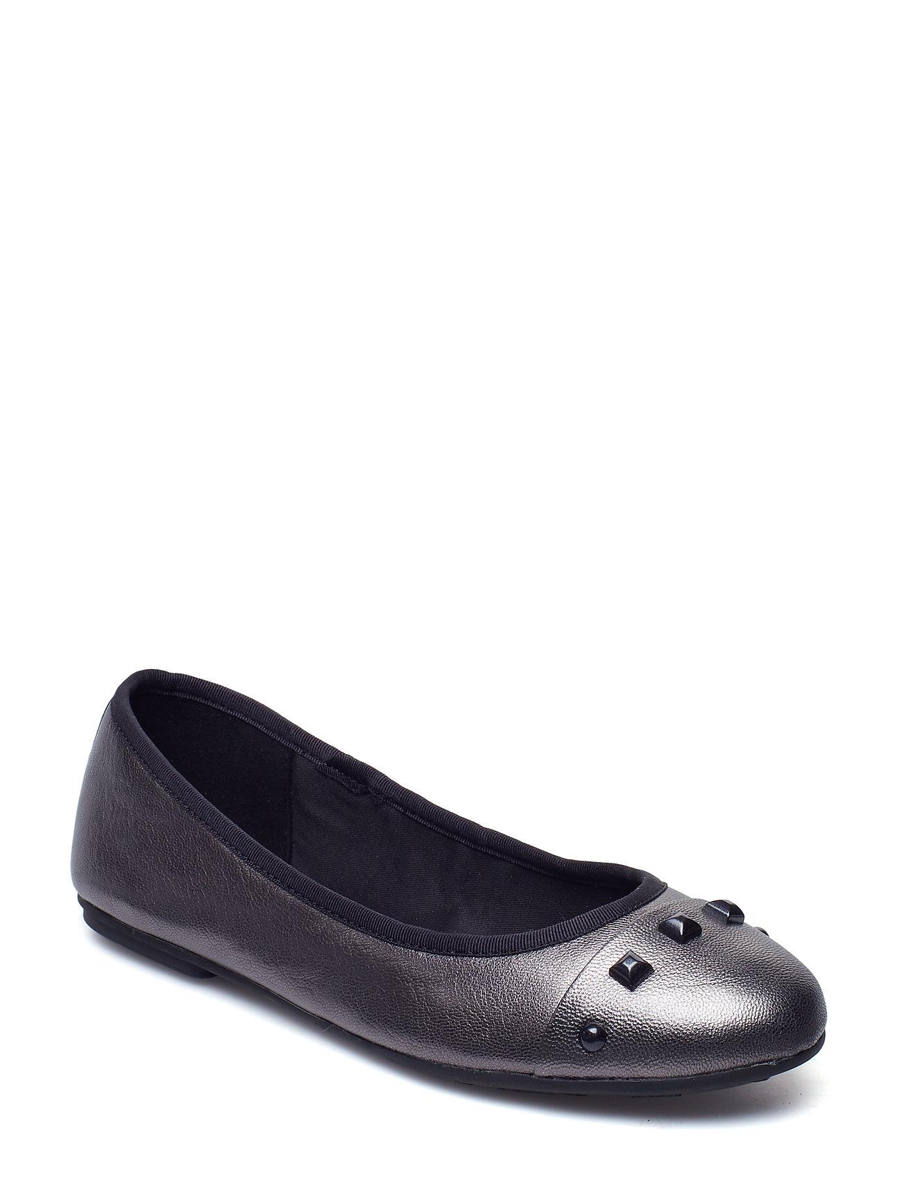 ae744149fd6 Katy 13z ballerina sko fra Tommy Hilfiger til dame i Sort - Pashion.dk