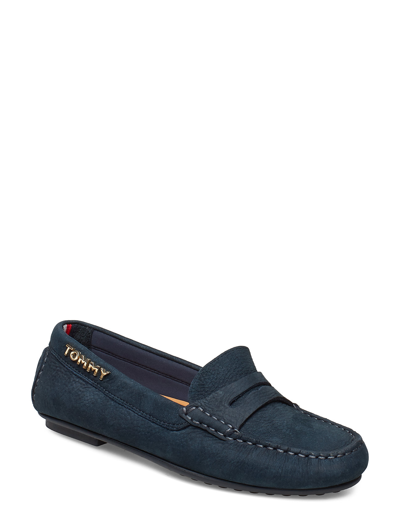 TOMMY HILFIGER Negin 3n Loafers Flache Schuhe Blau TOMMY HILFIGER