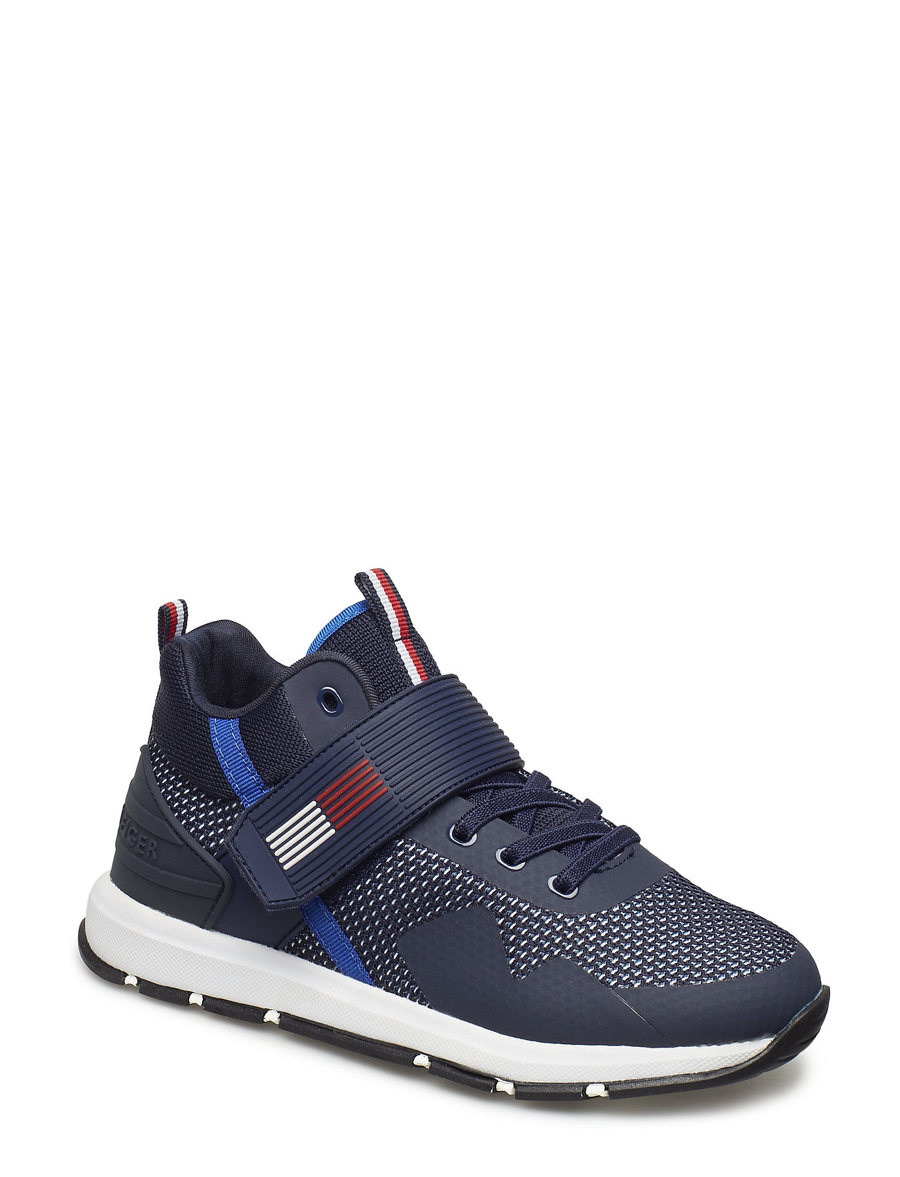 Tommy Hilfiger LACE-UP/VELCRO SNEAKER