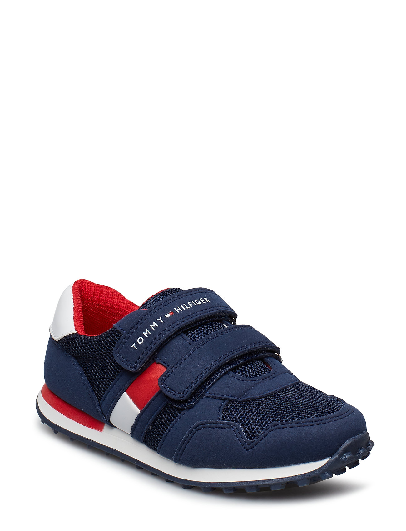 Tommy Hilfiger LOW CUT VELCRO-CAN 900,400 - BLU