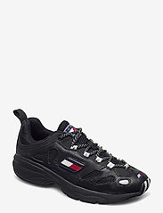 Tommy Hilfiger - HERITAGE RETRO TOMMY - low tops - black - 0
