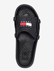 Tommy Hilfiger - HERITAGE TOMMY JEANS - pool sliders - black - 3