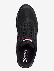 Tommy Hilfiger - FLEXI MESH TJM RUNNER - laag sneakers - black - 3