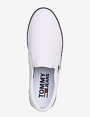 Tommy Hilfiger - ESSENTIAL SLIP ON SNEAKER - slip-on sneakers - white - 3