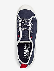 Tommy Hilfiger - COLOR BLOCK LACE UP SHOE - low top sneakers - twillight navy - 3