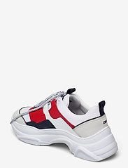 Tommy Hilfiger - TOMMY JEANS LIGHTWEIGHT SHOE - chunky sneakers - rwb - 2
