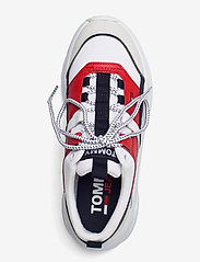 Tommy Hilfiger - TOMMY JEANS LIGHTWEIGHT SHOE - chunky sneakers - rwb - 3