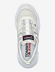 Tommy Hilfiger - TOMMY JEANS LIGHTWEIGHT SHOE - chunky sneakers - white - 3