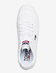 Tommy Hilfiger - TOMMY JEANS CUPSOLE SNEAKER - low top sneakers - white - 3