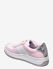 Tommy Hilfiger - WMNS TOMMY JEANS BASKET SNEAKER - low top sneakers - light pink - 2