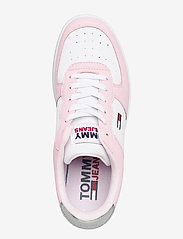 Tommy Hilfiger - WMNS TOMMY JEANS BASKET SNEAKER - low top sneakers - light pink - 3